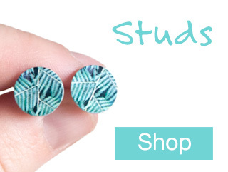 Handmade studs