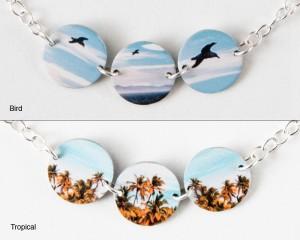 3 piece necklaces