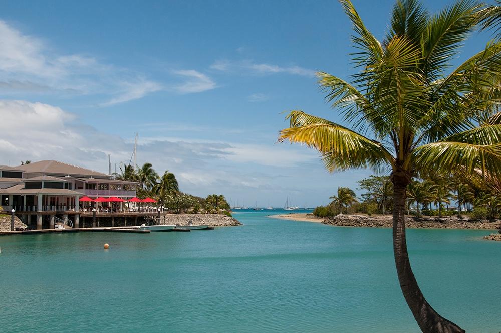 Tropical island inspiration