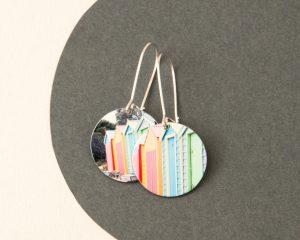 beach box earrings - Mornington