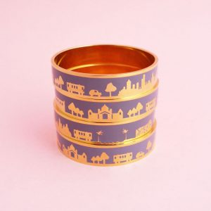 Mckean Studio - Melbourne City Bangle