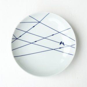 Skimming Stones - Tramway plate
